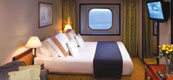 Club Oceanview Accessible Stateroom